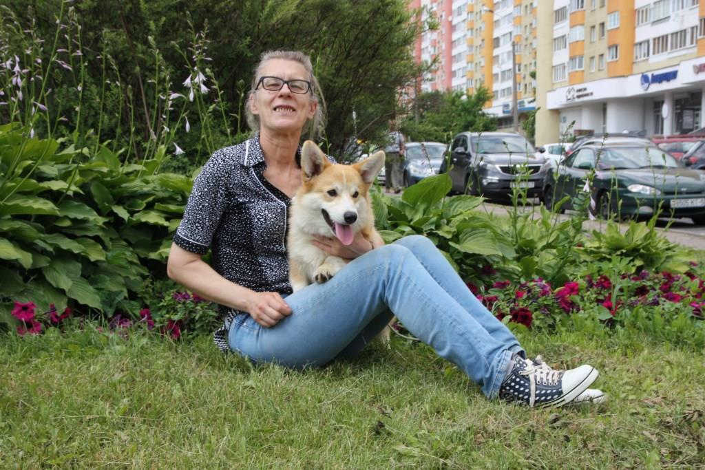 Ирина Азен и Кент з Пяшчотнай Зорки